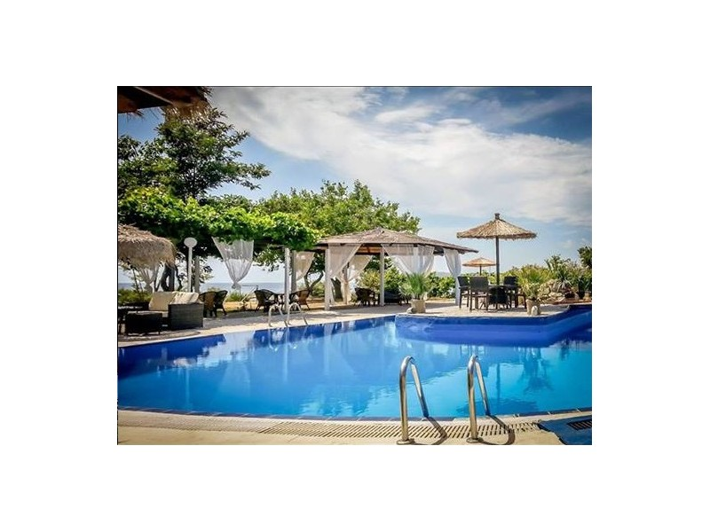 Септемврийска почивка на остров Тасос, хотел Анна Стар 3*
